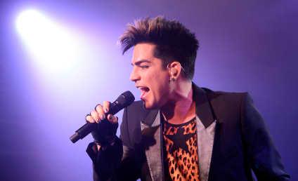 Adam Lambert Would Love to Judge American Idol