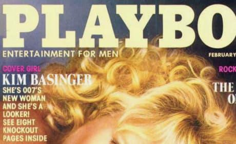 Kim Basinger Playboy Cover