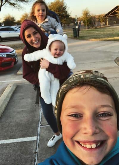 Bristol Palin, 3 Kids