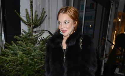 Lindsay Lohan Photos: Actually Cute and Sober!