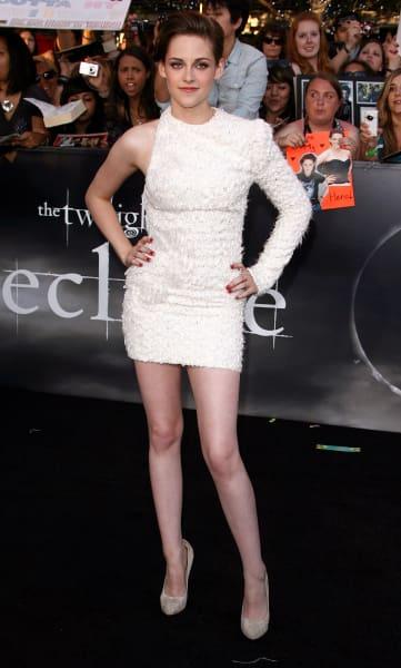 Kristen in White