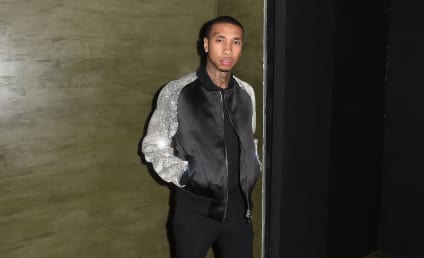 Karlie Redd: Spotted With Tyga at Concert Following Kylie Jenner Breakup!