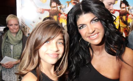 Teresa Giudice Makes First Public Appearance Since Prison!