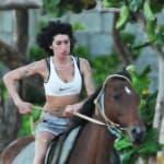 Riding Her Animal