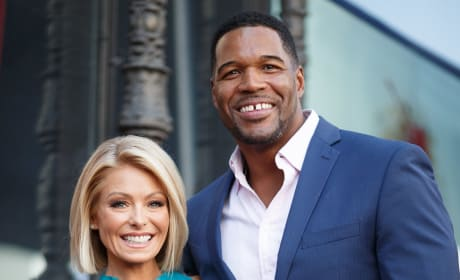 Kelly Ripa Get a Walk of Fame Star