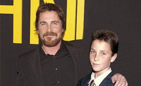 Christian Bale in 2013 and 1987