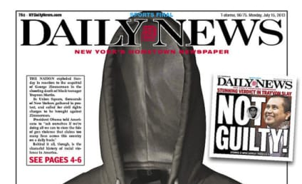 Trayvon Martin Linked to Hate Crime Victims in Controversial N.Y. Daily News Cover