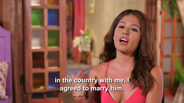 Evelin villegas i agreed to marry him