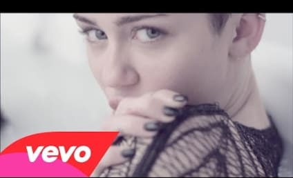"Miley Cyrus ""Adore You"" Video Features Singer Writhing, Licking, Masturbating"