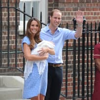 Kate Middleton, Royal Baby and Prince William