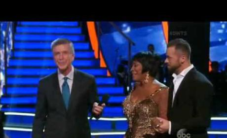 Patti LaBelle & Artem Chigvintsev - Dancing With the Stars Season 20 Week 1