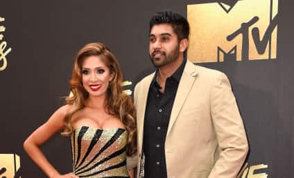 Farrah Abraham & Simon Saran: Back Together For Some Reason!