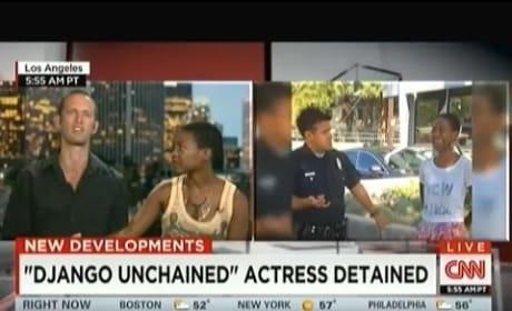Daniele Watts Explains Police Confrontation