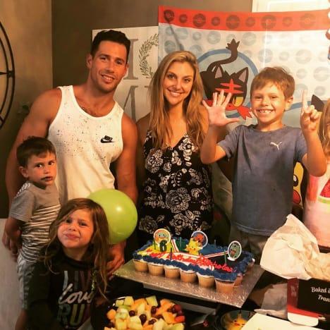 Gina Kirschenheiter and Family