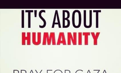 Selena Gomez on Instagram: Pray for Gaza...