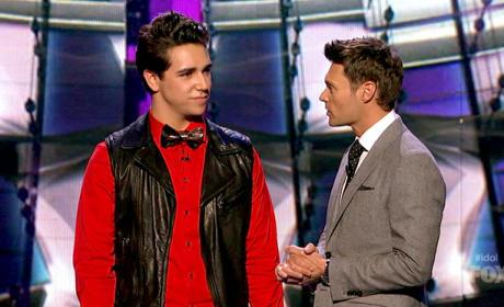 Lazaro Arbos and Ryan