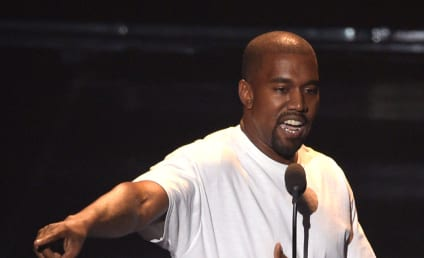 Kanye West at the VMAs: I Love Taylor Swift! And Ray J!