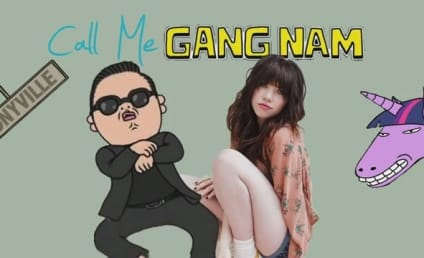 Gangnam Style-Call Me Maybe Mashup: Created!