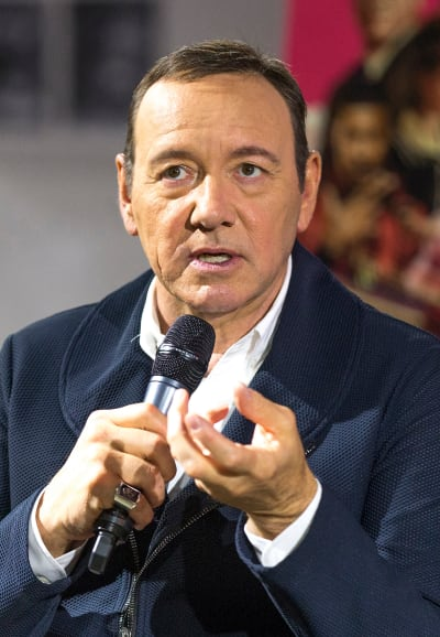 Spacey, Kevin