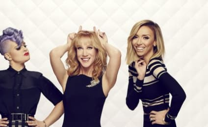 Kathy Griffin Bashes Giuliana Rancic For Zendaya Comment: Don't Let People Write Your Jokes For You!