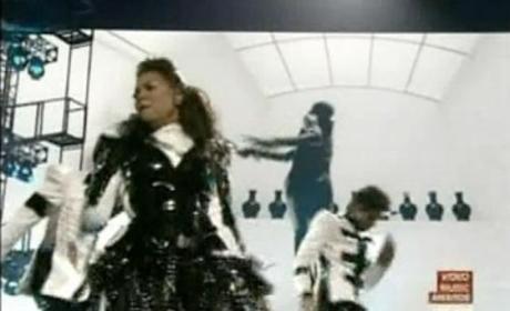 Janet Jackson MJ Tribute