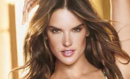 Alessandra Ambrosio to Model $2.5 Million Victoria's Secret Bra