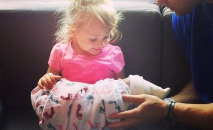 Melissa Rycroft Debuts Baby Beckett: See the Photo!