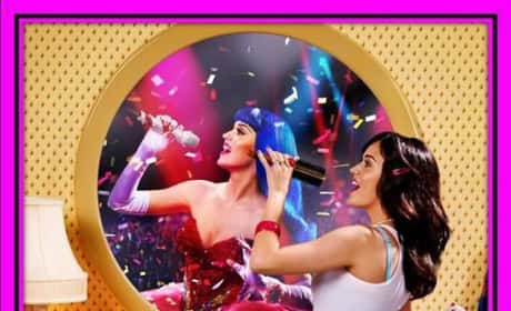 Katy Perry 3D Movie Poster
