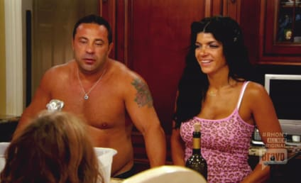 Joe Giudice: Cheating on Teresa With Atlantic City Hoes?