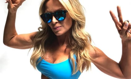 Tamra Judge to Menopause: I Will Beat the F--k Out of You
