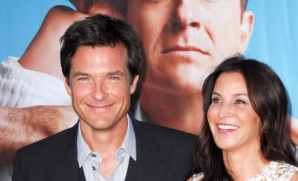 Jason Bateman & Amanda Anka: Expecting Baby #2!