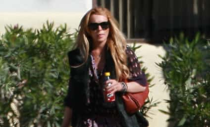 """J.R. Rotem """"Working With"""" Lindsay Lohan"""