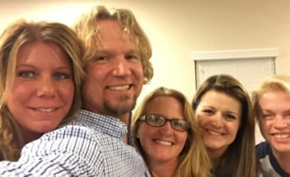 """Christine Brown: Sister Wives Star """"Miserable"""" With Kody, Polygamy!!!"""