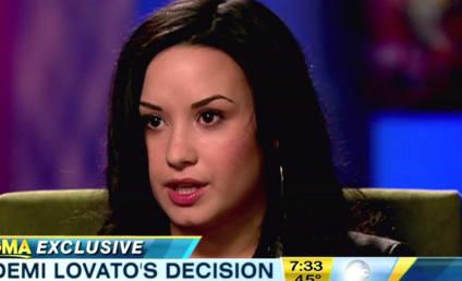 Demi Lovato Admits: I Have Bipolar Disorder
