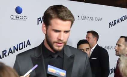 Liam Hemsworth: Cheating on Miley Cyrus with Mystery Brunette?