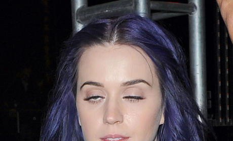 Katy Perry Drunk!
