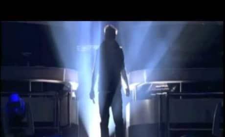 Travis Garland on Idol