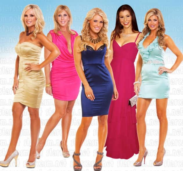 Real Housewives of Orange County Cast