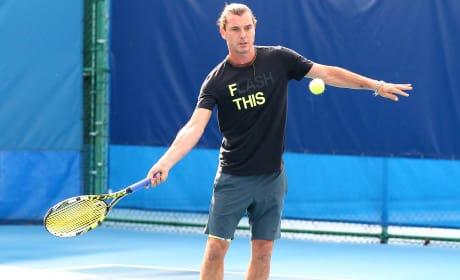 Gavin Rossdale: 2015 Chris Evert/Raymond James Pro-Celebrity Tennis Classic