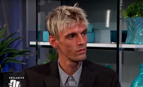 Aaron Carter Admits to Drug Problems, Storms Off Set on The Doctors