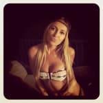 Paulina Gretzky Bikini Pic