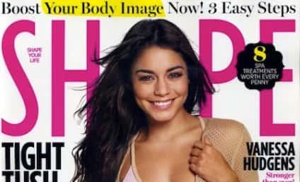 Vanessa Hudgens: In Shape, In Clothing