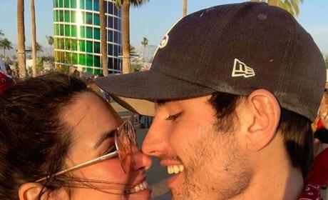 Ashley Iaconetti and Jared Haibon on His IG