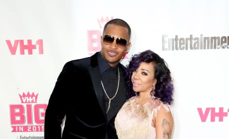 T.I. and Tameka in 2015