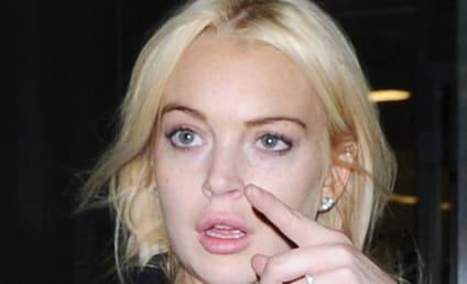 Lindsay Lohan: High on Cocaine, Crashing into Cars