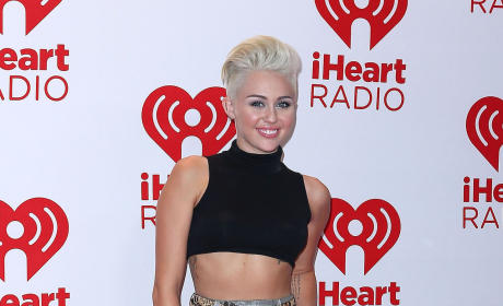 Miley Cyrus and Borgore's Routine is ...
