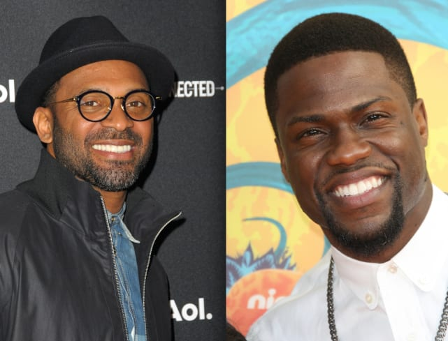 Mike Epps vs. Kevin Hart