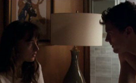 Fifty Shades of Grey Clip - I Don't DO Romance