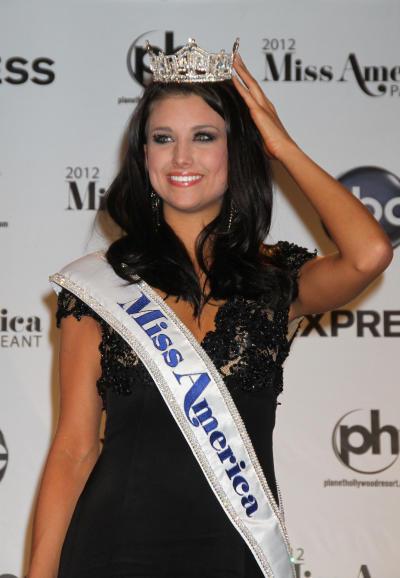 Laura Kaeppeler, Miss America