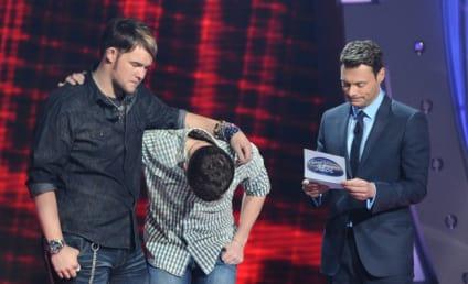 James Durbin: Shocked by American Idol Elimination